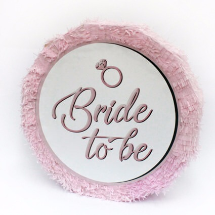 פיניאטה Bride To Be